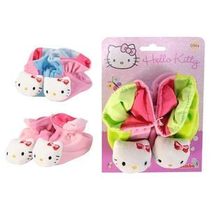 Hello Kitty Buciki Grzechotki - Simba