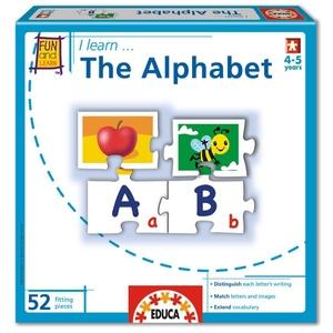 The Alphabet. Alfabet - Educa