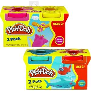PlayDoh Zestaw 2 Tuby - Hasbro
