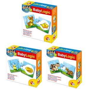 Puzzle Baby Logic - Liscianigiochi