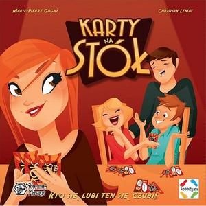 Gra Karty Na Stół - Hobbity.eu