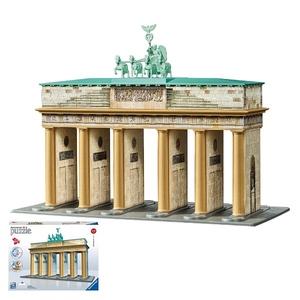 Puzzle 3D Brama Brandenburska - Ravensburger