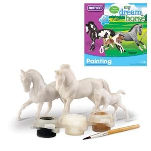Rodzina Koni Do Malowania - Breyer