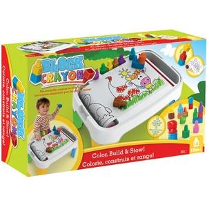 Block Crayon Stół Aktywnego Malucha - WOOKY