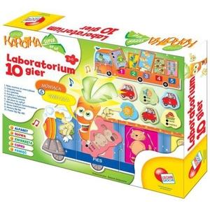 Laboratorium 10 Gier Karotka - Liscianigiochi