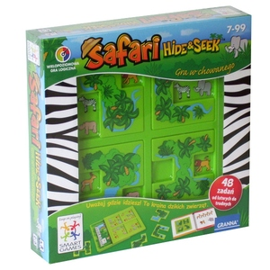 Gra Logiczna Safari - Granna