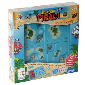 Gra Logiczna Piraci - Granna