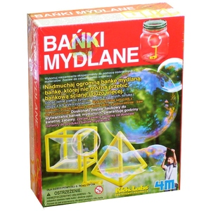 Bańki Mydlane - 4M