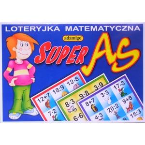 Super As Loteryjka Matematyczna - Adamigo