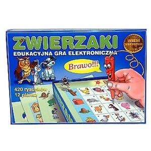 Zwierzaki Gra Elektroniczna - Jawa