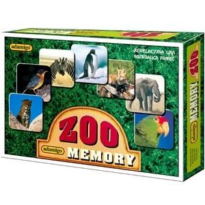 Memory Zoo Gra Pamięciowa - Adamigo