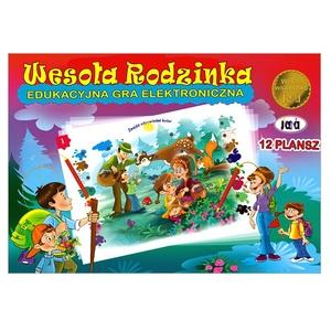 Wesoła Rodzinka Gra Elektroniczna - Jawa