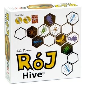 Rój (Hive) Gra Logiczna - G3