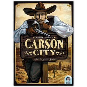 Gra Carson City - Bard