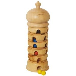 Łamigłówka Wieża Z Kulek Z Kopułą
