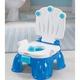 Niebieski Nocniczek Z Fanfarami - Fisher Price