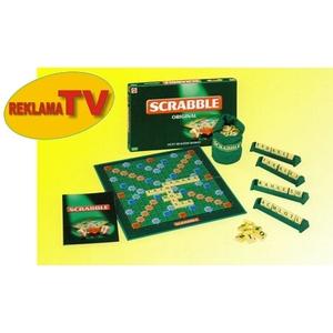 Scrabble Original Po Polsku - Mattel