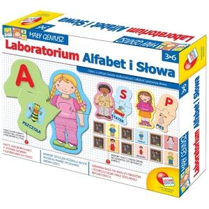 Laboratorium Alfabet - Liscianigiochi