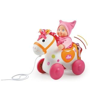 Kucyk Pony Minikiss Na Sznureczku - Smoby