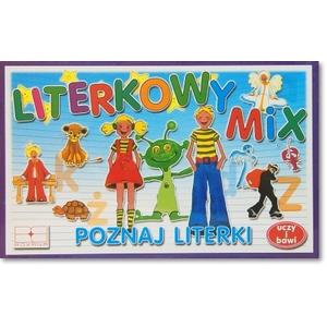 Gra Mix Literkowy - Roxana
