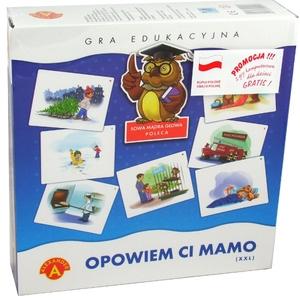 Gra Opowiem Ci Mamo - Alexander