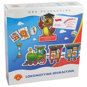 Lokomotywa Edukacyjna - Alexander