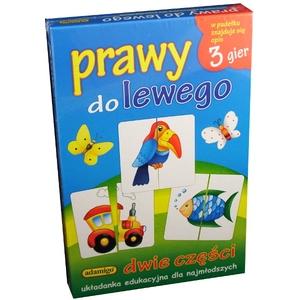 Gra Prawy Do Lewego - Adamigo