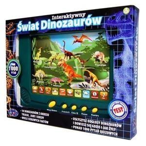 Interaktywny Świat Dinozaurów