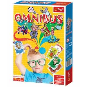Gra Edukacyjna Omnibus - Trefl