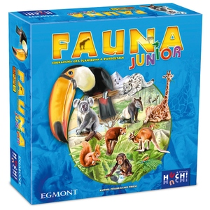 Gra Polska Fauna Junior - Egmont