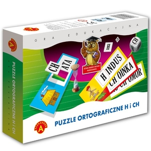 Puzzle Ortograficzne H I Ch - Alexander