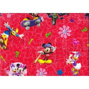 Papier Na Prezent - Miki Donald Sporty Disney