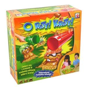 Gra O Rety! Krety! - Mattel