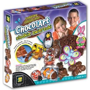 Słodkie Zwierzaki Chocolart - Russell