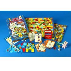 Gra Karta Rowerowa Quiz Granna Zabawki Edukacyjne Dla Dzieci