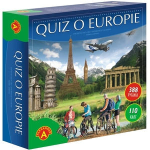 Gra Quiz O Europie - Alexander