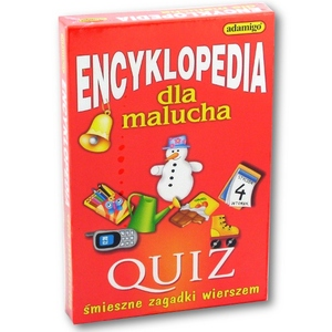 Gra Quiz Encyklopedia Malucha - Adamigo