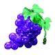 winogrono-czarne-crystal-puzzle-3d-bard