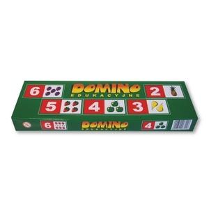 Gra Domino Edukacyjne - Brzezicha